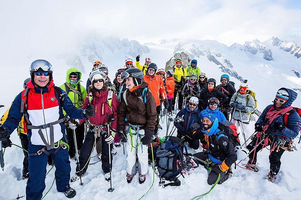 Equipe Obiz Mont Blanc